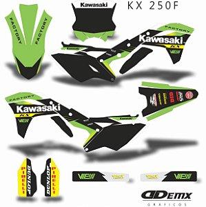 Kit Adesivo 3M FACTORY Kxf 250