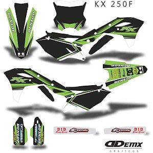 Kit Adesivo 3M SEEKER Kxf 250