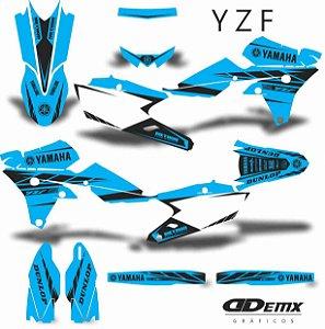 Kit Adesivo 3M  YZF  ACE