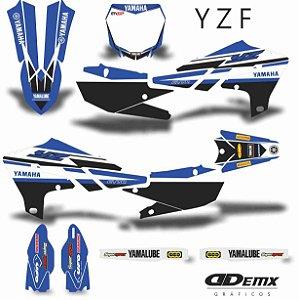Kit Adesivo 3M MONSTER BLUE