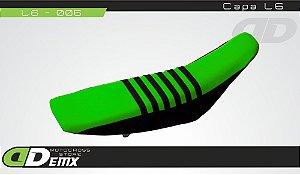 capa de banco Demx L6 Kawasaki
