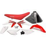 Kit Plastico Crf 230 2018 Amx Adaptável Xr 200 Tornado