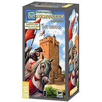 Carcassonne: A Torre (2a edição) - Expansão