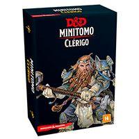D&D: Minitomo do Clérigo