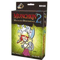 Munchkin 2: Machado Descomunal (Expansão)