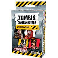 Zombicide (2ª edição) – Zumbis & Companheiros - Kit de Conversão