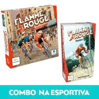 Flamme Rouge + Flamme Rouge Peloton