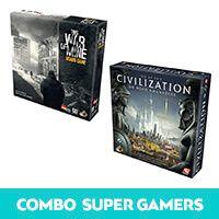 This War of Mine + Sid Meier's Civilization