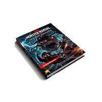 D&D - Livro do Monstro (Monster Manual)  - 5a Edição