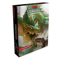 D&D - Starter Set (Kit Introdutório)