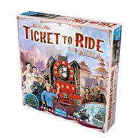 Ticket to Ride: Ásia (Expansão)