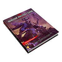 D&D - Livro do Mestre (Master Guide) - 5a Edição