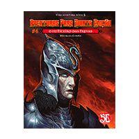 D&D - Aventuras para Quinta Edição #4 - O Feiticeiro das Trevas