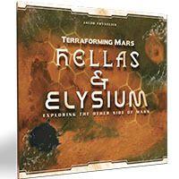 Terraforming Mars: Hellas & Elysium (Expansão)