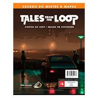 Tales from the Loop - Escudo do Mestre