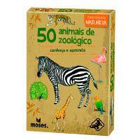 50 Animais de Zoológico - Expedição da Natureza