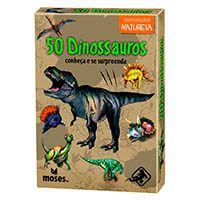 50 Dinossauros - Expedição  Natureza