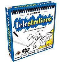 Telestrations (Passa o Desenho)