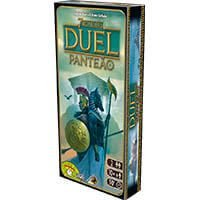 7 Wonders Duel: Panteão