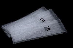 Papel com Velcro para Mechas Tam M - 36 unidades