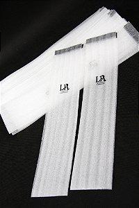 Papel com Velcro para Mechas Tam XG - 36 unidades