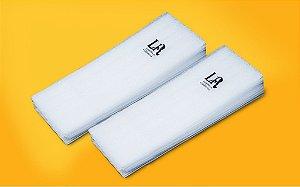 Manta Sem Velcro Isotérmica Para Mechas Tamanho G - 100 tiras - Luciana Rosa Acessórios
