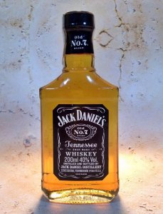 Whisky Jack Daniel's 200ml - Petaca