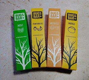 Pod Descartavél Bugs Bar 600 Puffs