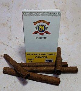 Charutos Puritos Monte Pascoal