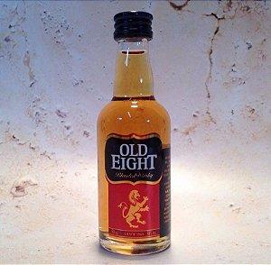 Whisky Old Eight Miniatura 50 ml
