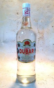 Vodka Zvonka Dubar 960 ml