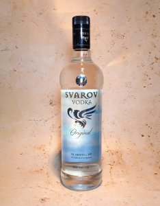 Vodka Svarov Original 1 litro