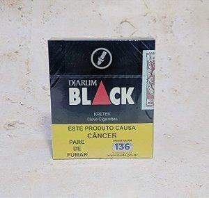 Cigarro Black Cravo