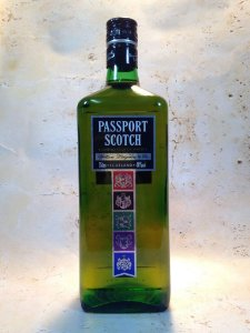 Whisky Passport Scotch 1 litro