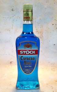 Licor Stock Curaçau Blue 720 ml
