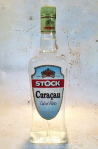 Licor Stock Curaçau 720 ml