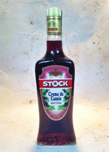 Licor Stock Creme de Cassis 720 ml