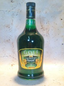 Licor Golf de Menta 900 ml