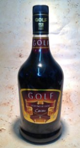 Licor Golf Cacau 900 ml