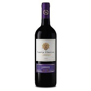 Vinho Santa Helena Reservado Carmenere - Tinto Seco 750Ml