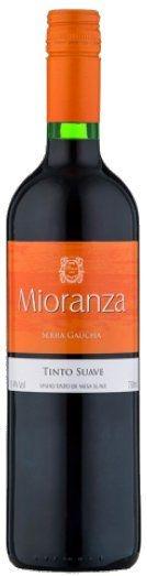 Vinho Mioranza - Tinto Suave 750ml