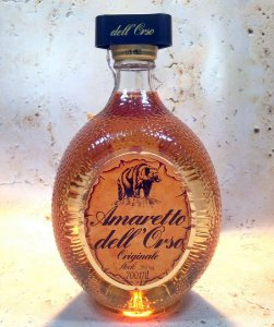 Licor Amaretto Dell'Orso 700ml