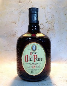 Whisky Grand Old Parr 12 Anos 1 Litros