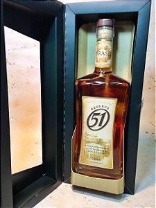 Cachaça Reserva 51 Extra Premium 700 ml