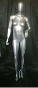 fitness segurando bolsa prata