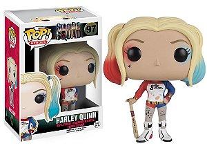 Harley Quinn Arlequina | Esquadrão Suicida Funko Pop