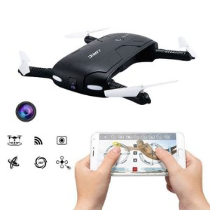 Drone Jjrc H37 Câmera Selfie E Filmagem Filma Foto Wifi Cel
