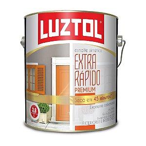 ESMALTE E. RÁPIDO PREMIUM LUZTOL 3,6L 900 ML