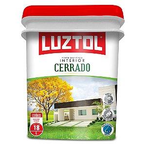 TINTA CERRADO FOSCO LUZTOL 18 L