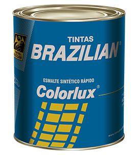 TINTA AUTOMOTIVA ESM SINTÉTICO COLORLUX BRAZILIAN